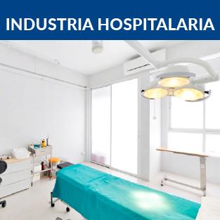 Industria hospitalaria
